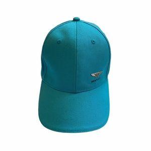 Bentley Motors Baseball Cap Kingfisher Blue NWOT